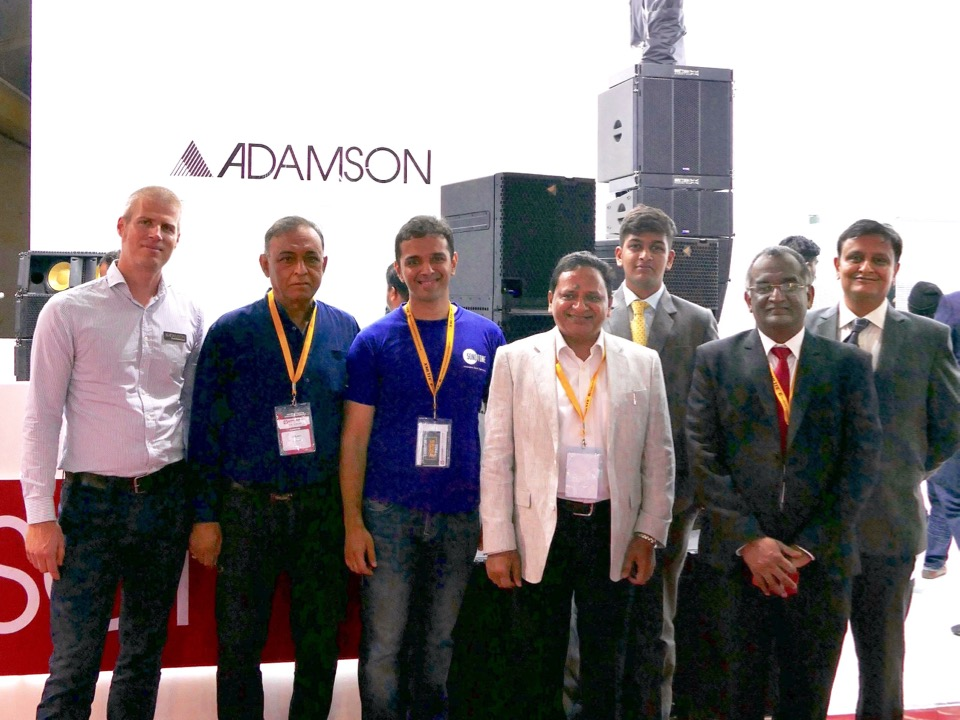 AVCL Joins Adamson Network as Exclusive Distributor for India